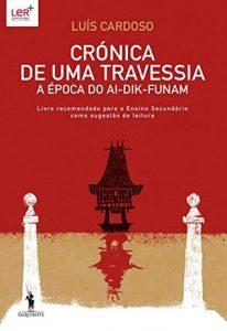 Crónica de uma Travessia, de Luís Cardoso