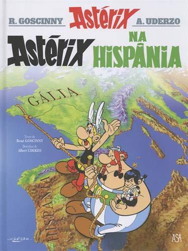 Astérix na Hispânia, de René Goscinny e Albert Uderzo