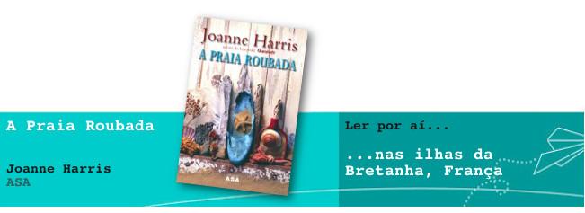 Ler por aí… nas ilhas da Bretanha, França