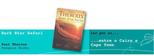 Ler por aí… do Cairo a Cape Town