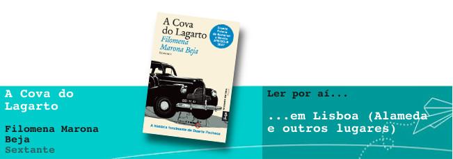 Ler por aí… em Lisboa (Alameda e outros lugares)
