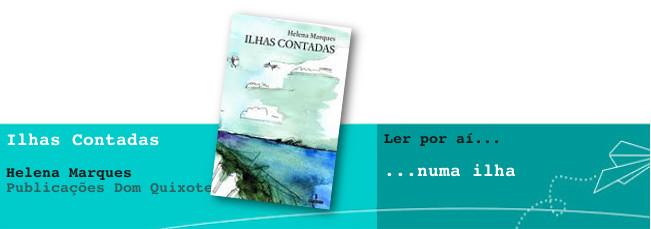 Ler por aí… numa ilha