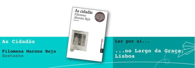 Ler por aí… na Graça, Lisboa