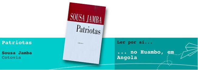 Ler por aí… no Huambo, Angola