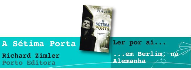 Ler por aí… em Berlim, na Alemanha