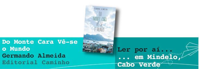 Ler por aí… em Mindelo, Cabo Verde