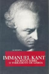 Escritos sobre o Terramoto de Lisboa - Immanuel Kant
