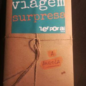 Viagem Surpresa a Angola